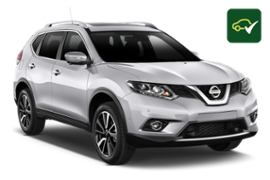 NISSAN X-TRAIL GUARANTEED